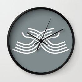 Intertwine Wall Clock