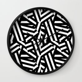 Kollage Wall Clock