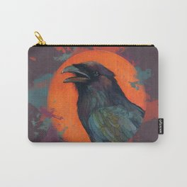 Raven Sun Carry-All Pouch