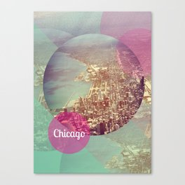 Chicago 2 Canvas Print