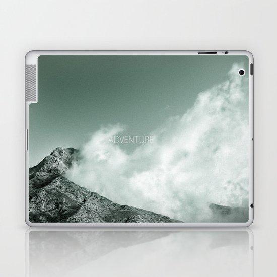 """""""Adventure at the mountain"""" Laptop & iPad Skin"""