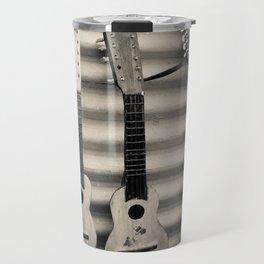 3 Lonely Guitars Travel Mug