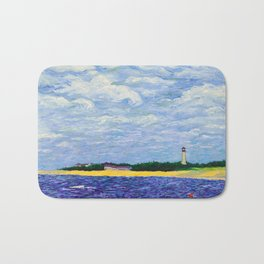 Cape May Lighthouse Bath Mat