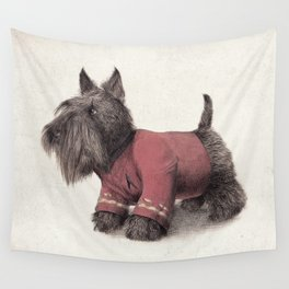 Scotty Wall Tapestry