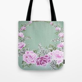 Jade Rose Collection Tote Bag