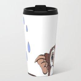 Scared Gizmo Travel Mug