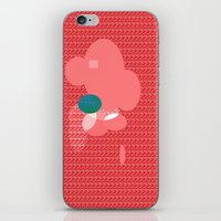 monster iPhone & iPod Skins featuring Monster by Latidra Washington