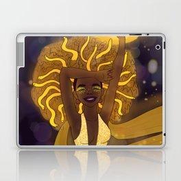 LAUGHING MEDUSA Laptop & iPad Skin