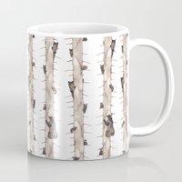 bears Mugs featuring Bears. by Elena O'Neill