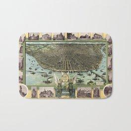 St. Louis 1896 Bath Mat