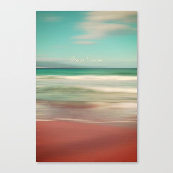 Ocean Dream IV Canvas Print