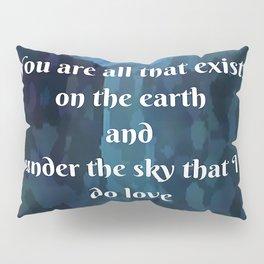 Lady Midnight Pillow Sham