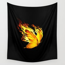 BurnOut Wall Tapestry
