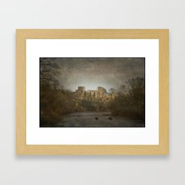 Barnard Castle Framed Art Print
