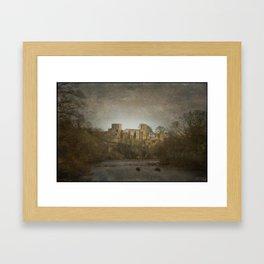 Barnard Castle Framed Art Print