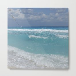 Carribean sea 3 Metal Print