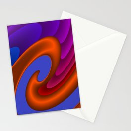 sweeping lines for your home -7- Stationery Cards
