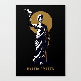 Hestia / Vesta Canvas Print