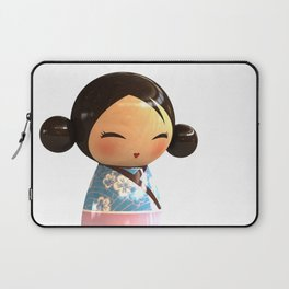 Kokeshi 03 Laptop Sleeve