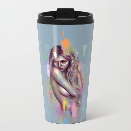 Farba Metal Travel Mug