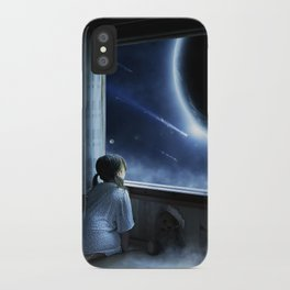 Take Me Away iPhone Case