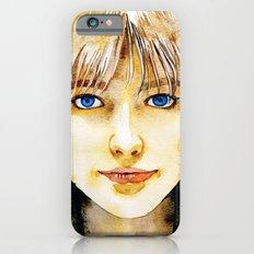 Francoise Hardy iPhone 6s Slim Case