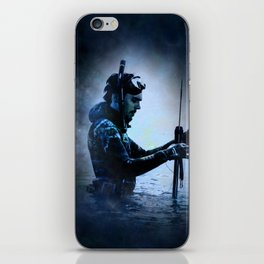 The Water Bearer iPhone Skin