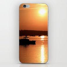 Beach Sunset iPhone & iPod Skin