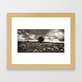 Samaria Framed Art Print