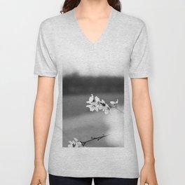 Roadside Flowers Unisex V-Neck