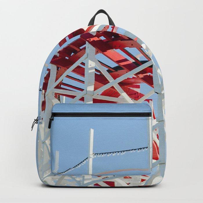Beach Boardwalk Backpack