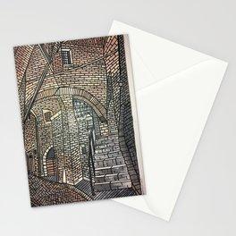 perugia via ritorta Stationery Cards