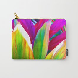 Sacred Ti Leaf Carry-All Pouch