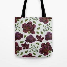 Forest Meadow Rose Tote Bag