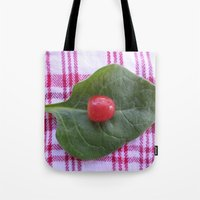 health Tote Bags featuring Good Health by Manuel Estrela 113 Art Miami