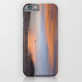 Out of the Depths (Sunrise on Lake George) iPhone Case