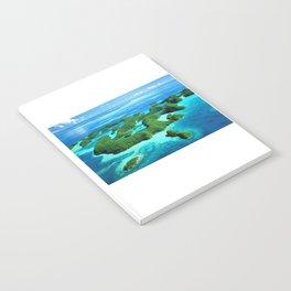 Palau Island Paradise Notebook