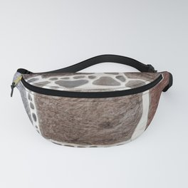 Stone wall colour 3 Fanny Pack