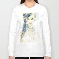 ultraviolence Long Sleeve T-shirts featuring Ultraviolence by Cora-Tiana