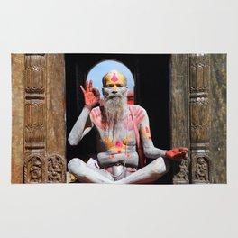 Old Hindu Rug