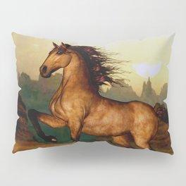 HORSES-Prairie dancer Pillow Sham