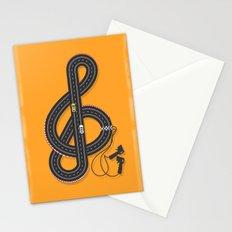 Sound Track Stationery Cards