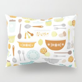 Citrus Kitchen Pillow Sham