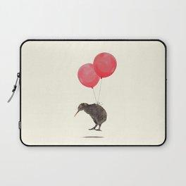 Kiwi Bird Can Fly Laptop Sleeve