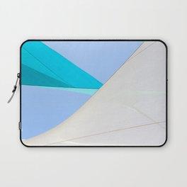 Abstract Sailcloth c1 Laptop Sleeve