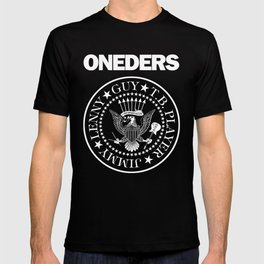 The Oneders x punk rock T-shirt