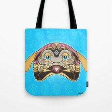 RUFUS (has a heart that shines like a diamond) Tote Bag