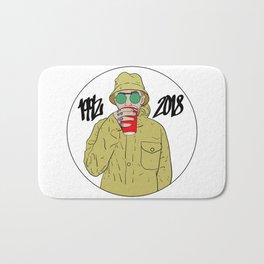 Mac Miller R.I.P 1992 - 2018 Bath Mat