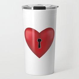 Unlock me Travel Mug