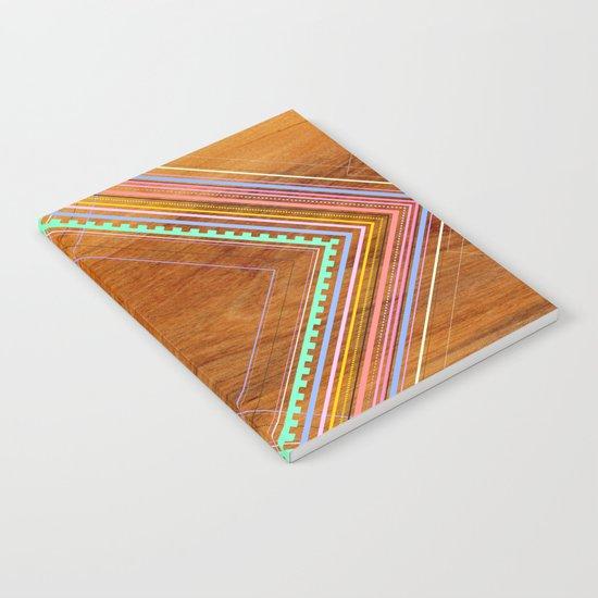 Aztec Arbutus Notebook